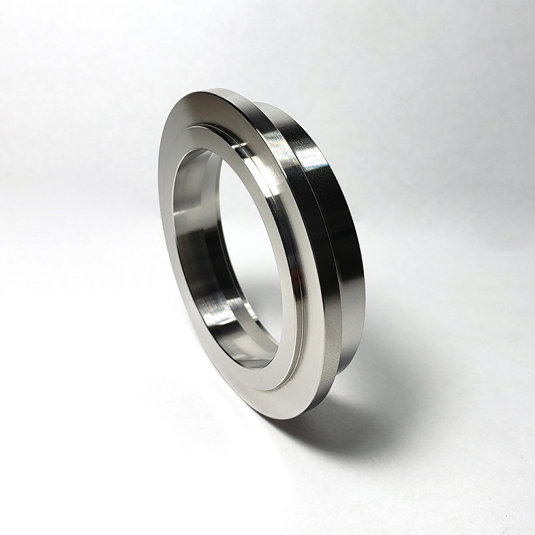 Turbosmart 50mm Wastegate Inlet Flange 304 Stainless Steel