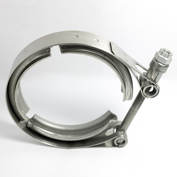 Quot stainless steel v band clamp
