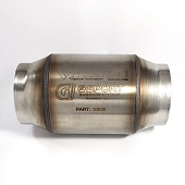 Gesi G-Sport High Flow 300 CPSI Catalytic Conver - 3