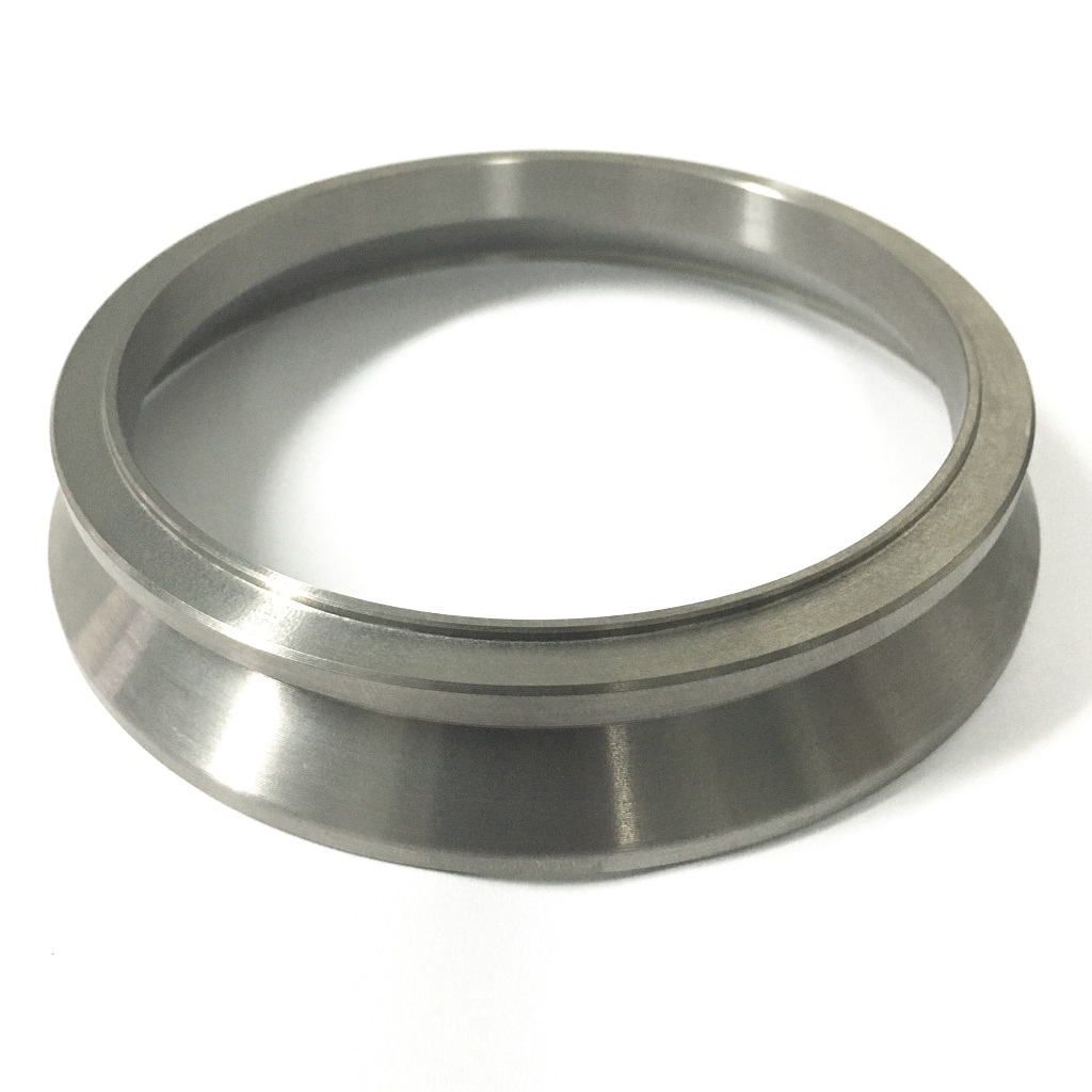 Precision Turbo V Band Size: Tial Sport GT55 SS304 Turbine Outlet Flange