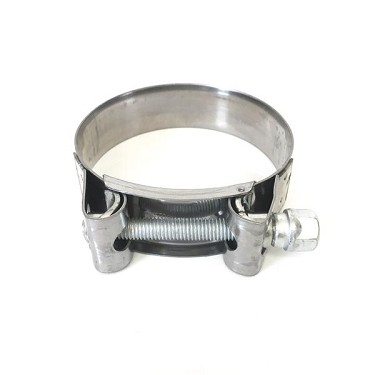 "Mikalor - Supra W2 47mm-51mm (1.75"") Stainless Steel Band Clamp"