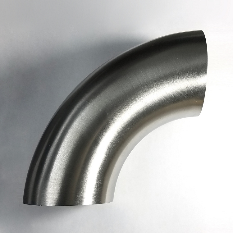 SS304 Loose Radius 90° Elbow - No Leg