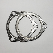 3 Bolt MLSG High Temp Exhaust Gasket (3.5